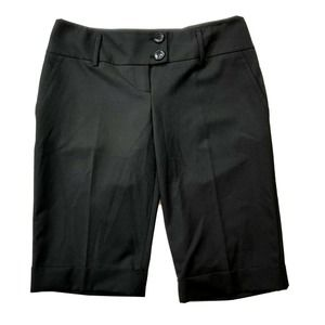 NEW The Limited Dress Shorts | 4 | Black | Women's
